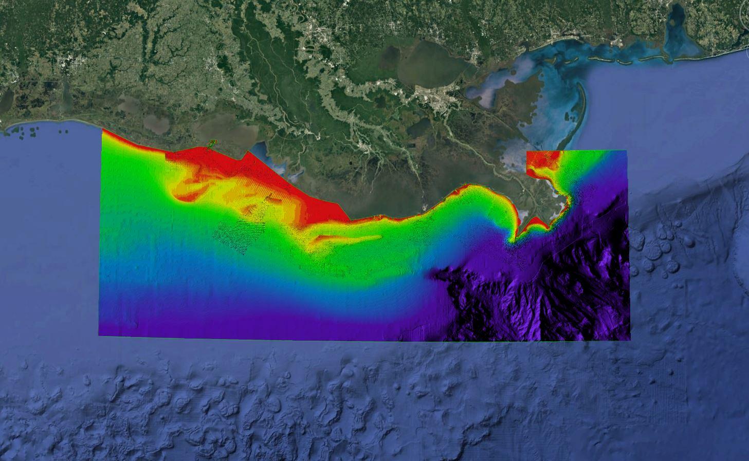 la-offshore-chart